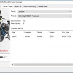 License Types in the SOLIDWORKS License Manager