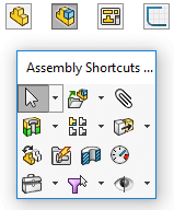 Assembly Shortcuts