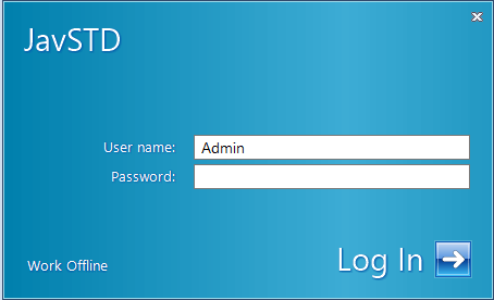 Log in to test
