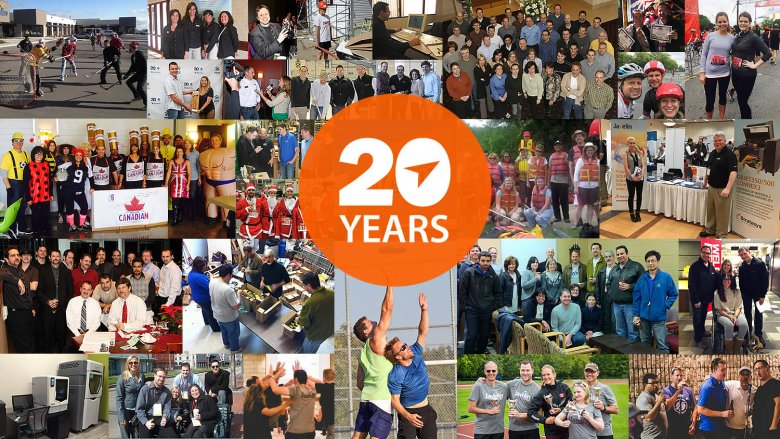 Javelin celebrates 20 years