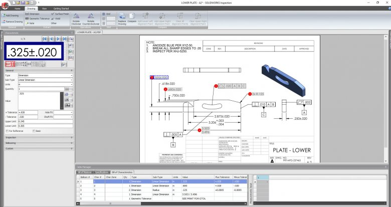 SOLIDWORKS Inspection Standalone version