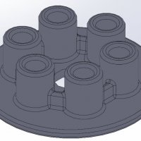 Why does my SOLIDWORKS Model look so dark?