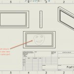 Show a SOLIDWORKS Sketch in a Specific Drawing View while Hidden in all other Views