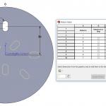 SOLIDWORKS Sketch vs Table vs Variable Patterns