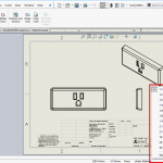 Quickly and Easily Changing the SOLIDWORKS Drawing Scale