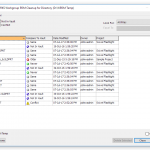 SOLIDWORKS Workgroup PDM Cleanup Tool