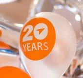 Javelin's 20th Anniversary