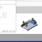 Output SOLIDWORKS Composer images at the exact size with Paper Space