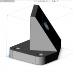 SOLIDWORKS Bounding Box Editing and Orientation