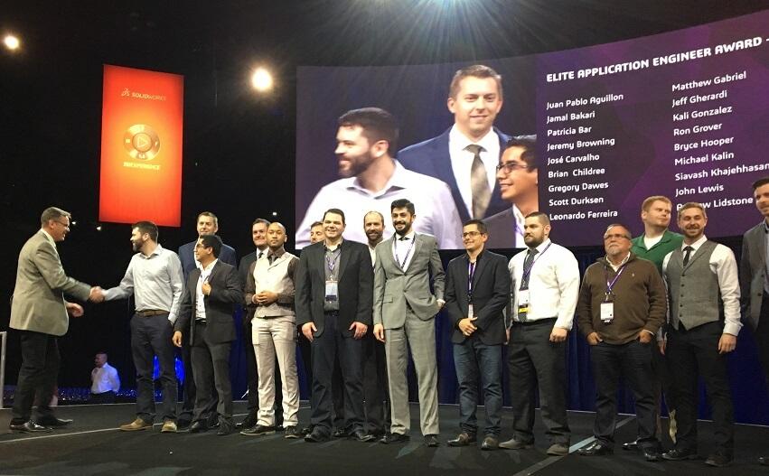 Elite AE Awards SOLIDWORKS WORLD 2017