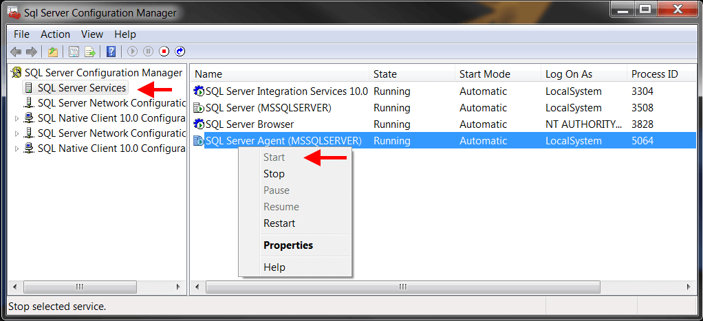 Removing Old SQL Database Backups Step-by-step Instructions