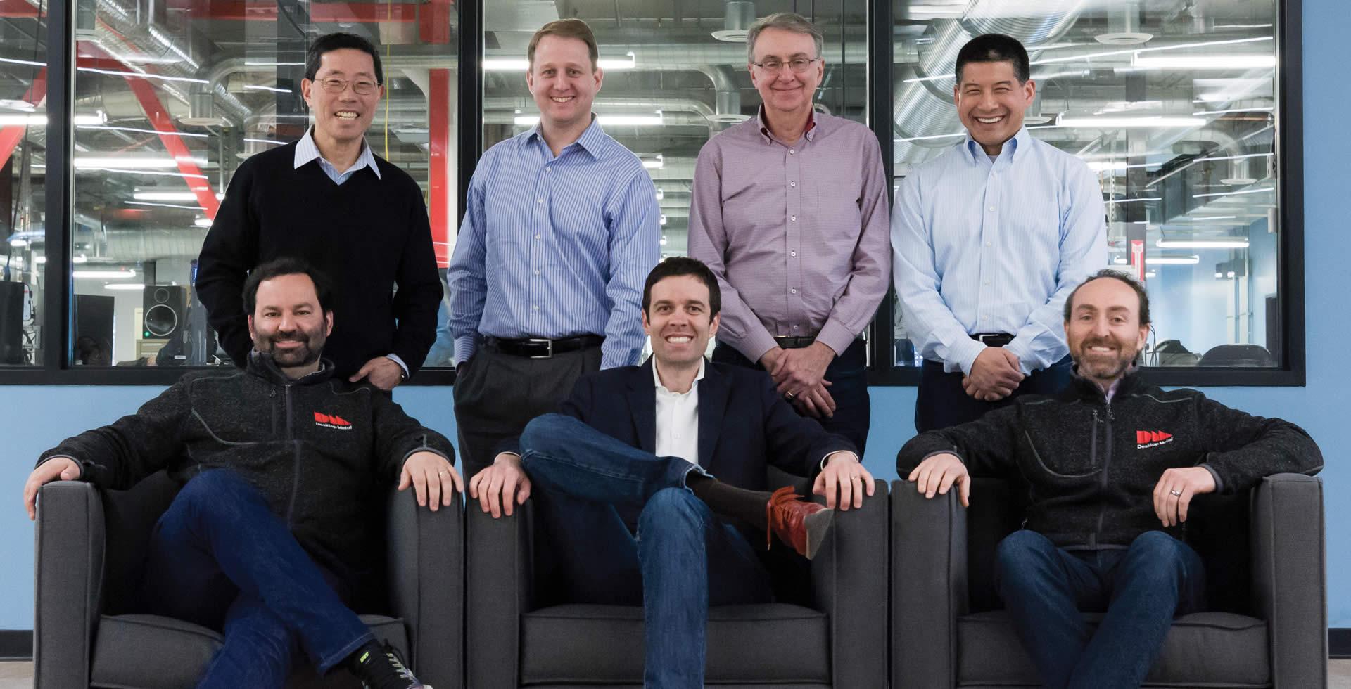 Desktop Metal Co-founders