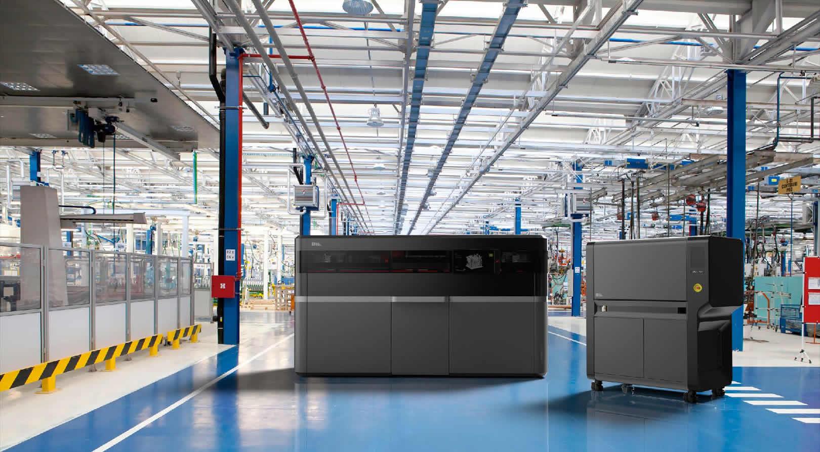 DM Production Machine