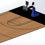 How to hit that $500,000 basketball shot with SOLIDWORKS Motion