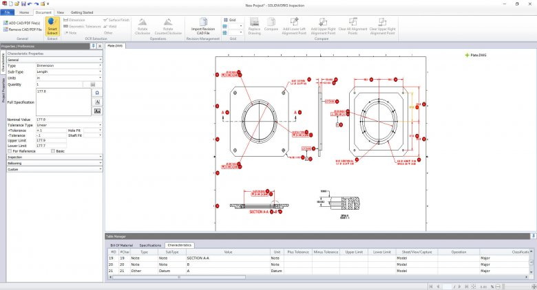 SOLIDWORKS Inspection 2018