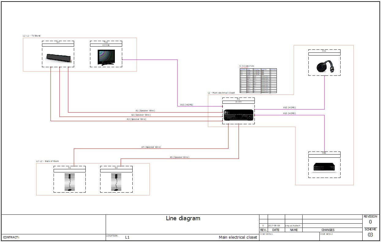 Electrical Schematic Archives