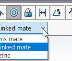 Support for Misaligned Concentric Mates in SOLIDWORKS 2018