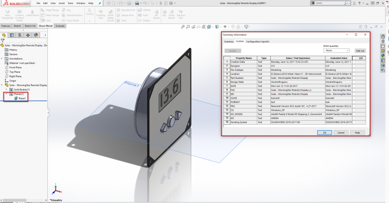 3D Interconnect SOLIDWORKS 2018