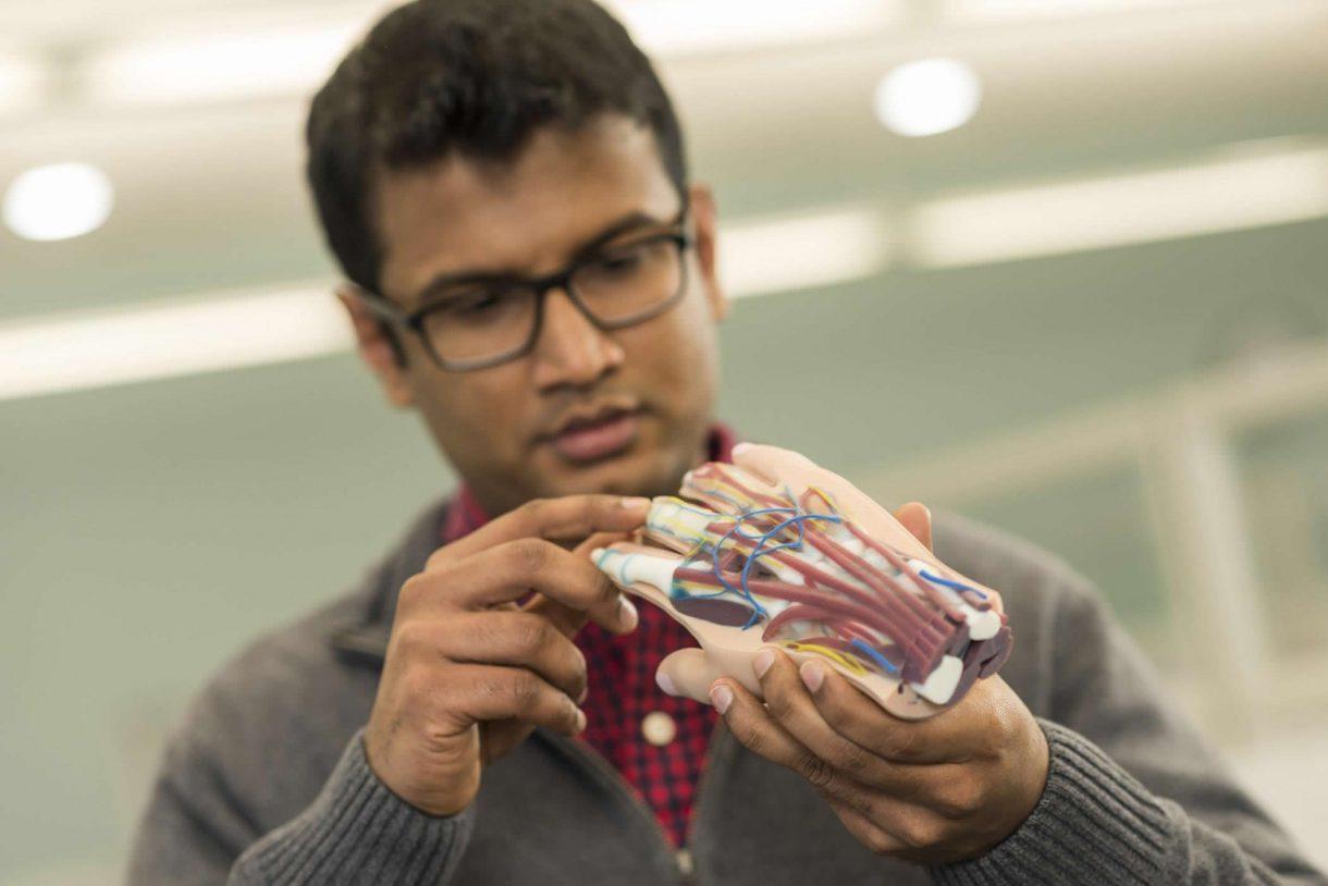 3D Printed Medical Model