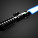 SOLIDWORKS Visualize – Star Wars Lightsaber Edition