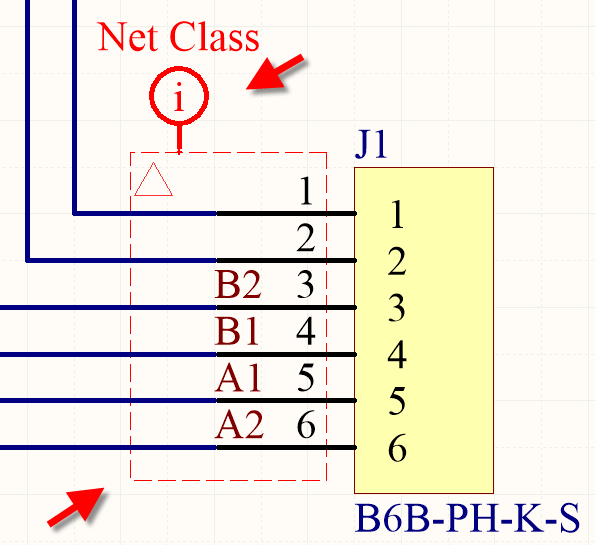 Multiple Net Class Assignment