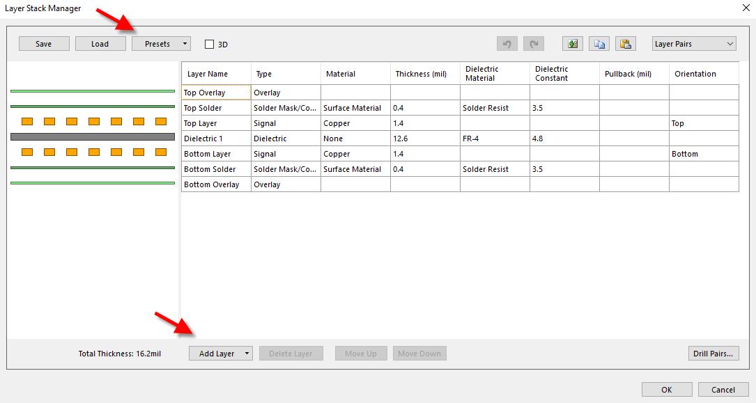Modify Layers