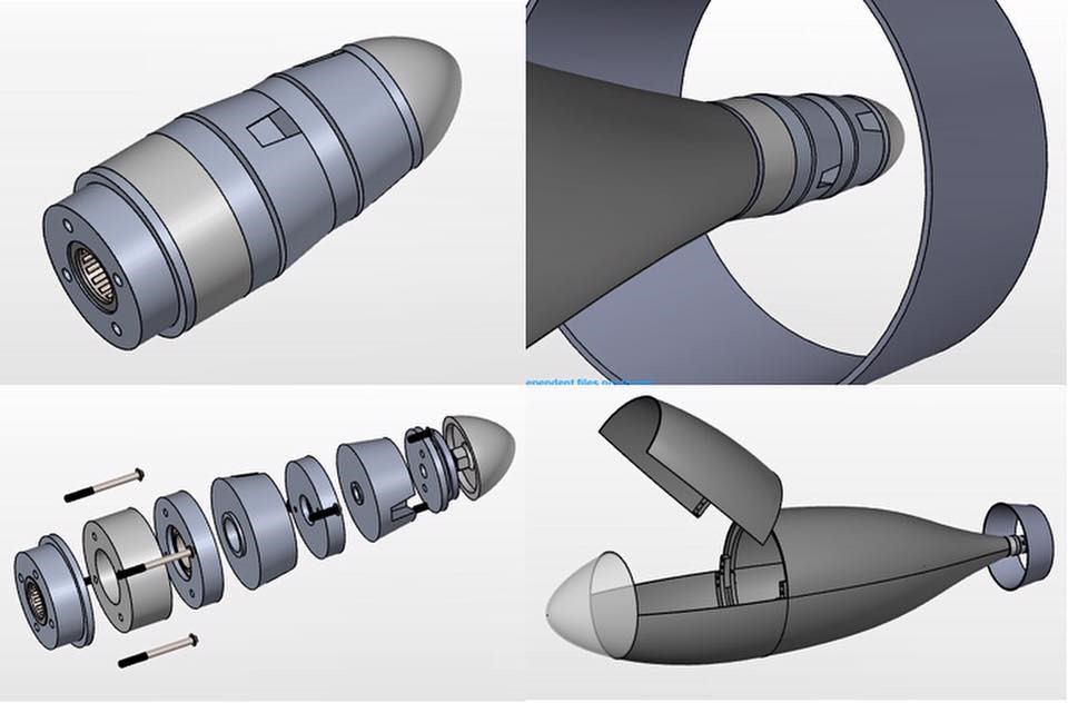 UVSRC propulsion 1