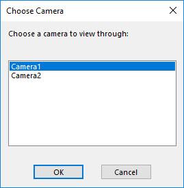 Choose Camera