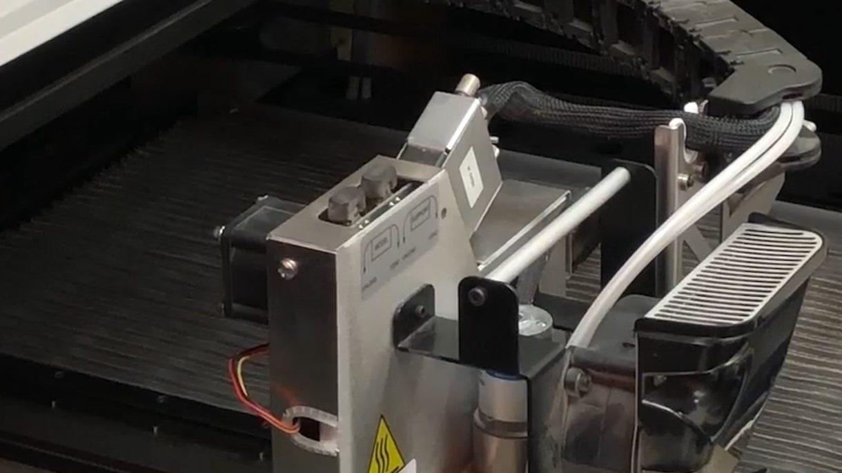 Fortus 450 printer head cables
