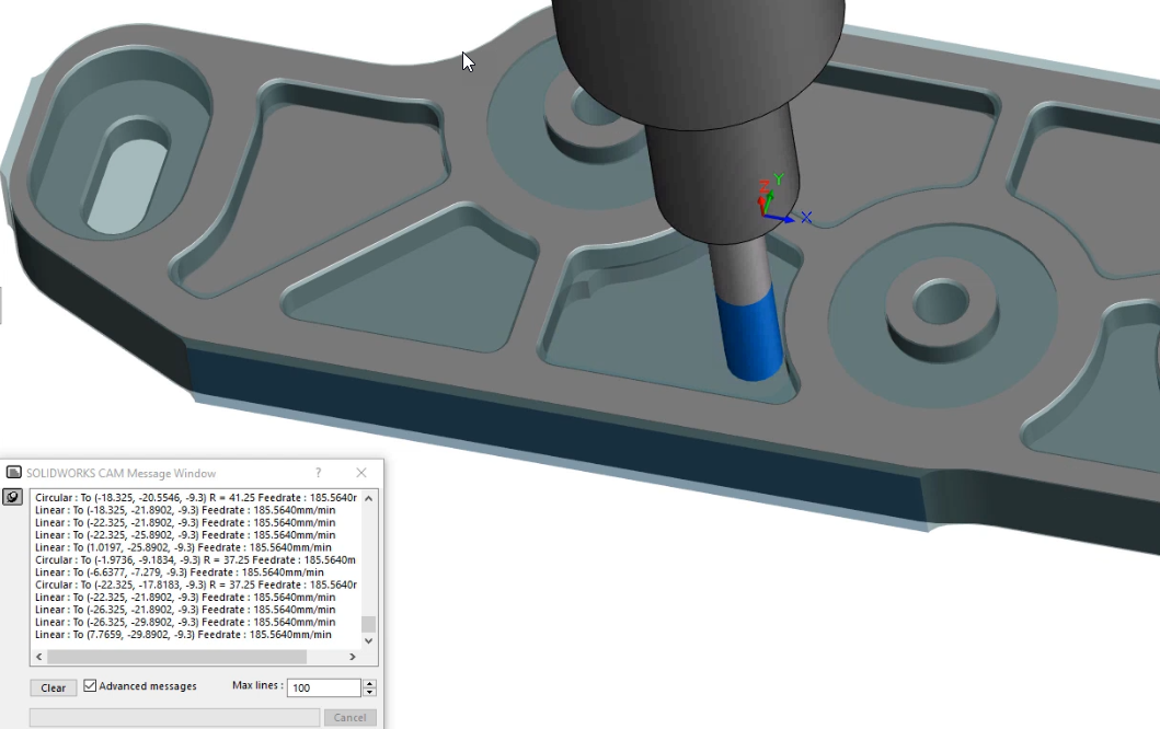 SOLIDWORKS Subscription Software includes SOLIDWORKS CAM