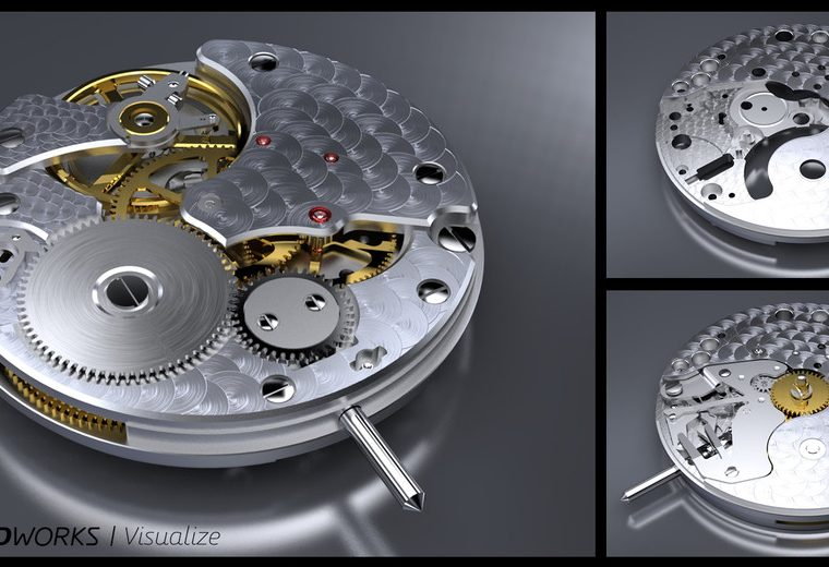 SOLIDWORKS Visualize Configurations