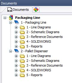 Create a folder structure