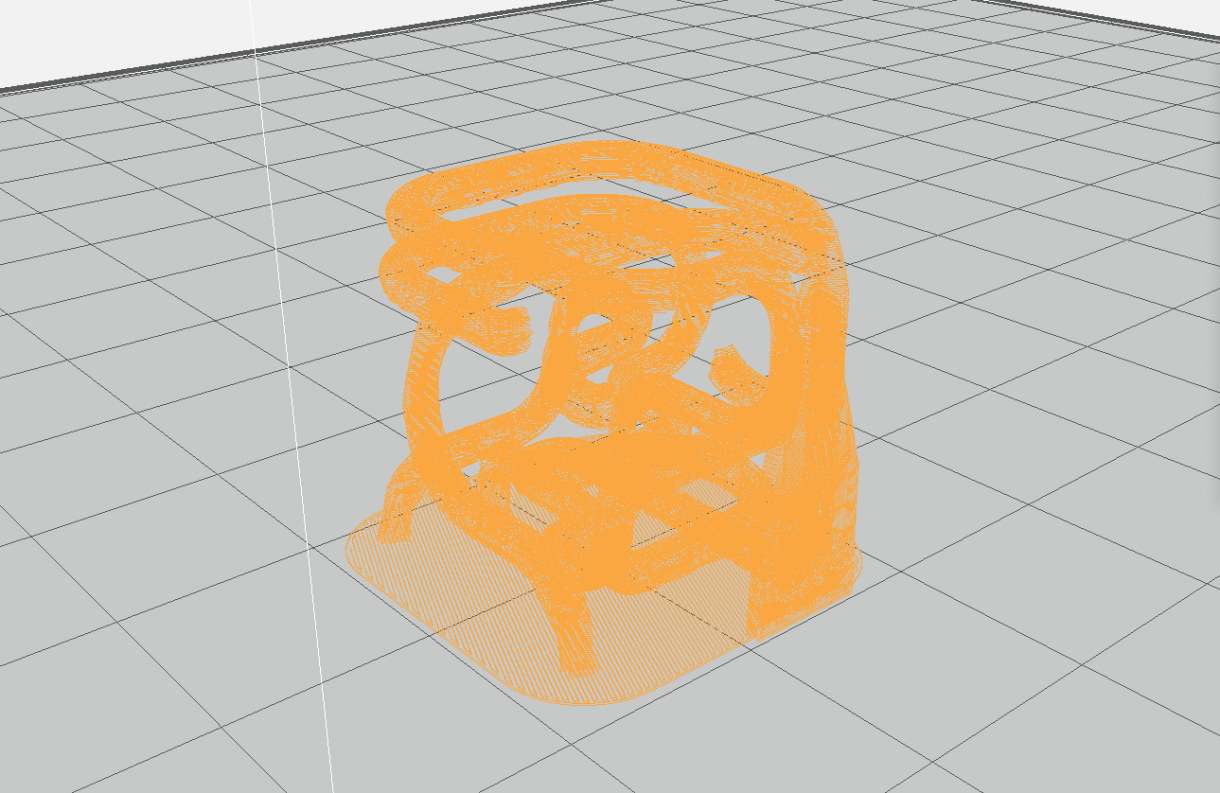 3D Printing Support Structures