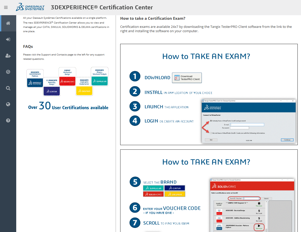 Free Solidworks Certification Exam For Subscription Customers