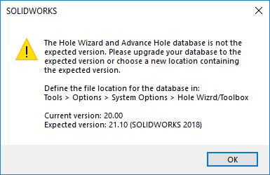 How to Upgrade SOLIDWORKS Toolbox to a Newer Version