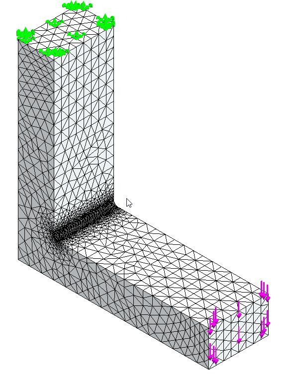SOLIDWORKS Simulationstatic analysis