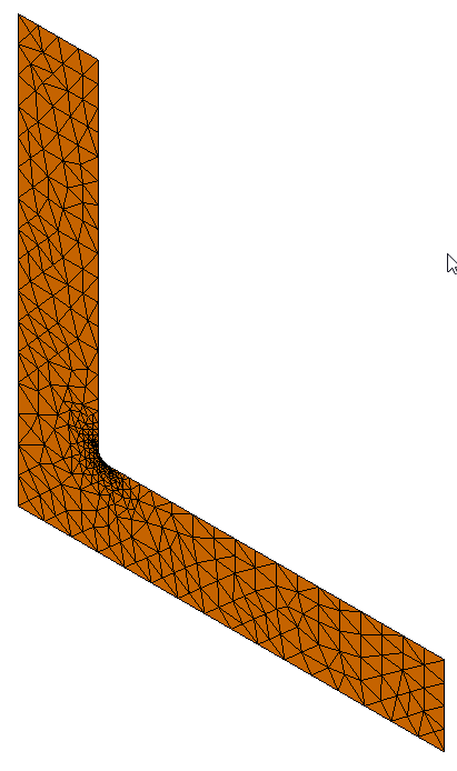 SOLIDWORKS Simulation Shell Element