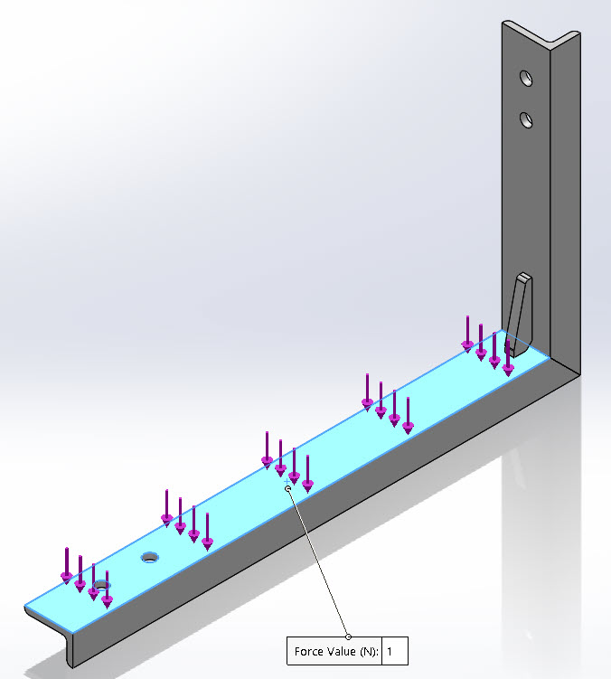 SOLIDWORKS Weldments Static Simulation