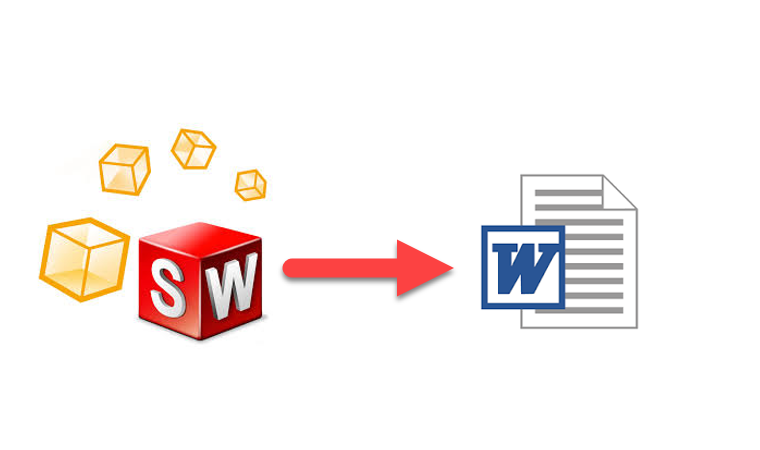 How to embed SOLIDWORKS Composer files into Microsoft Word