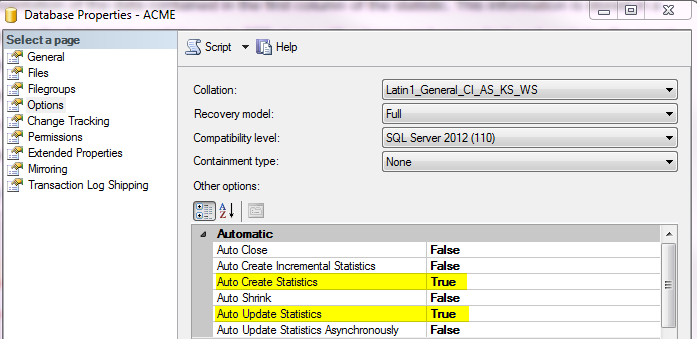 SOLIDWORKS PDM SQL Server Statistics and Query Plans
