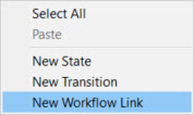 New Workflow Link