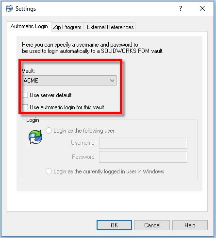 SOLIDWORKS PDM Vault Maintenance