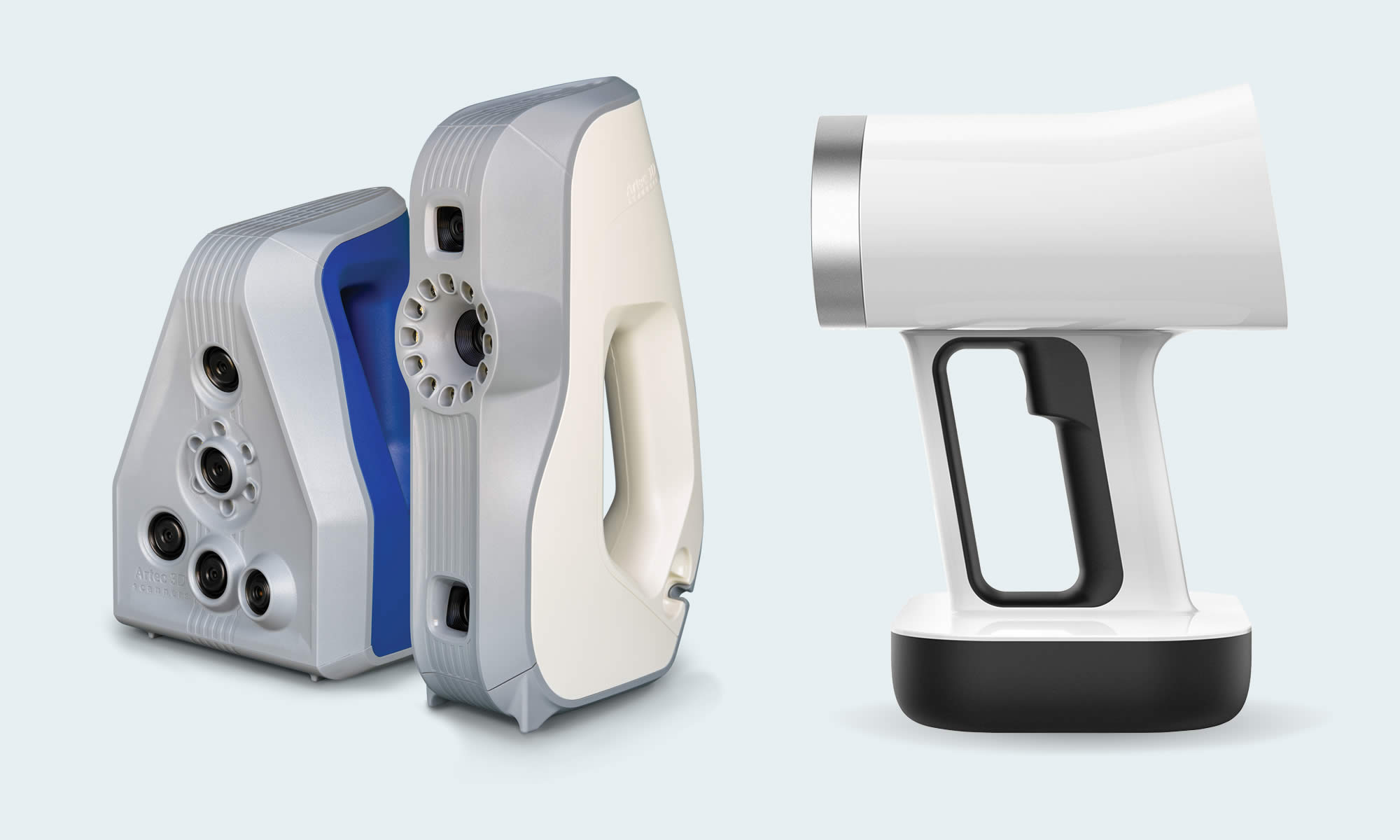 Reverse Engineering using an Artec 3D Scanner with SOLIDWORKS