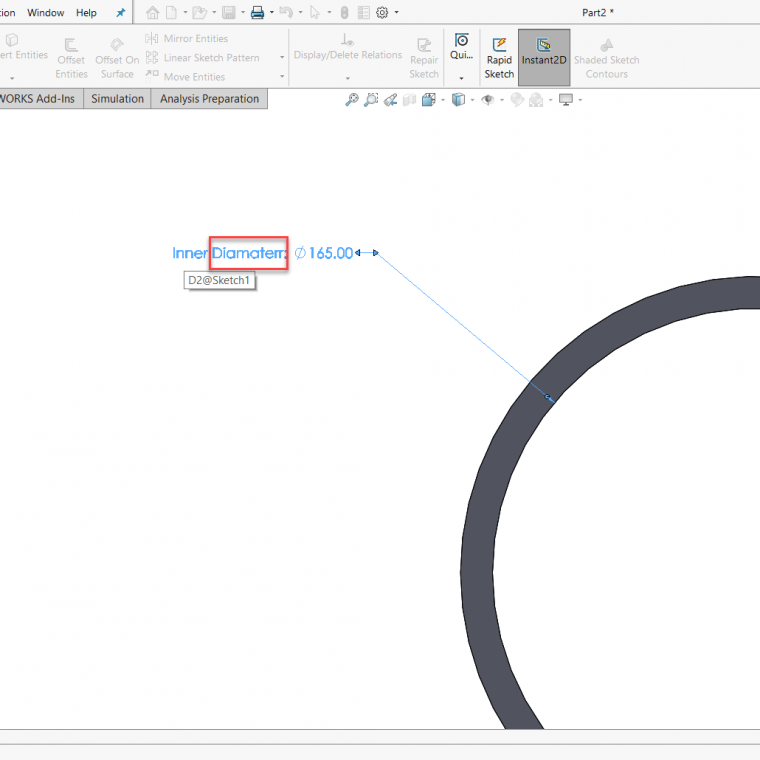SOLIDWORKS spell checker