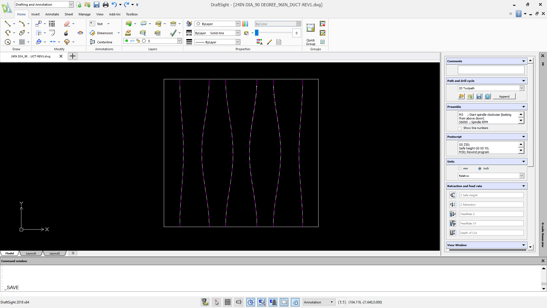 Draftsight is a Free DWG Editor for any version of AutoCAD file
