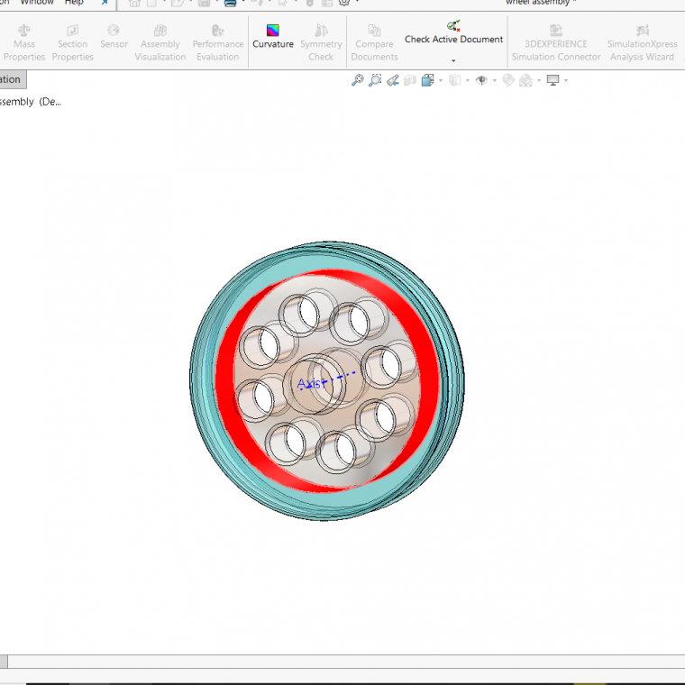 SOLIDWORKS interference