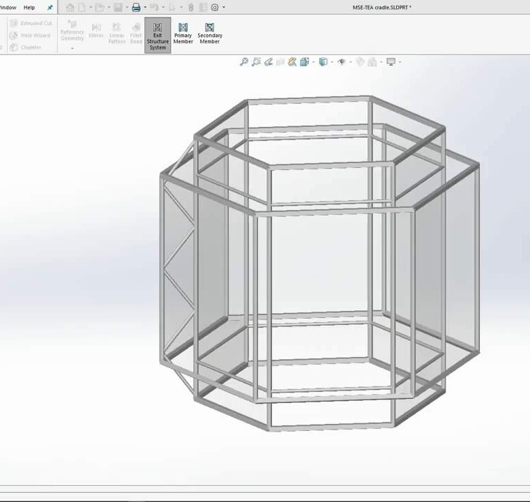 SOLIDWORKS Structure System