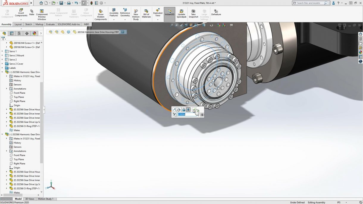 SOLIDWORKS 2020 3D Interconnect