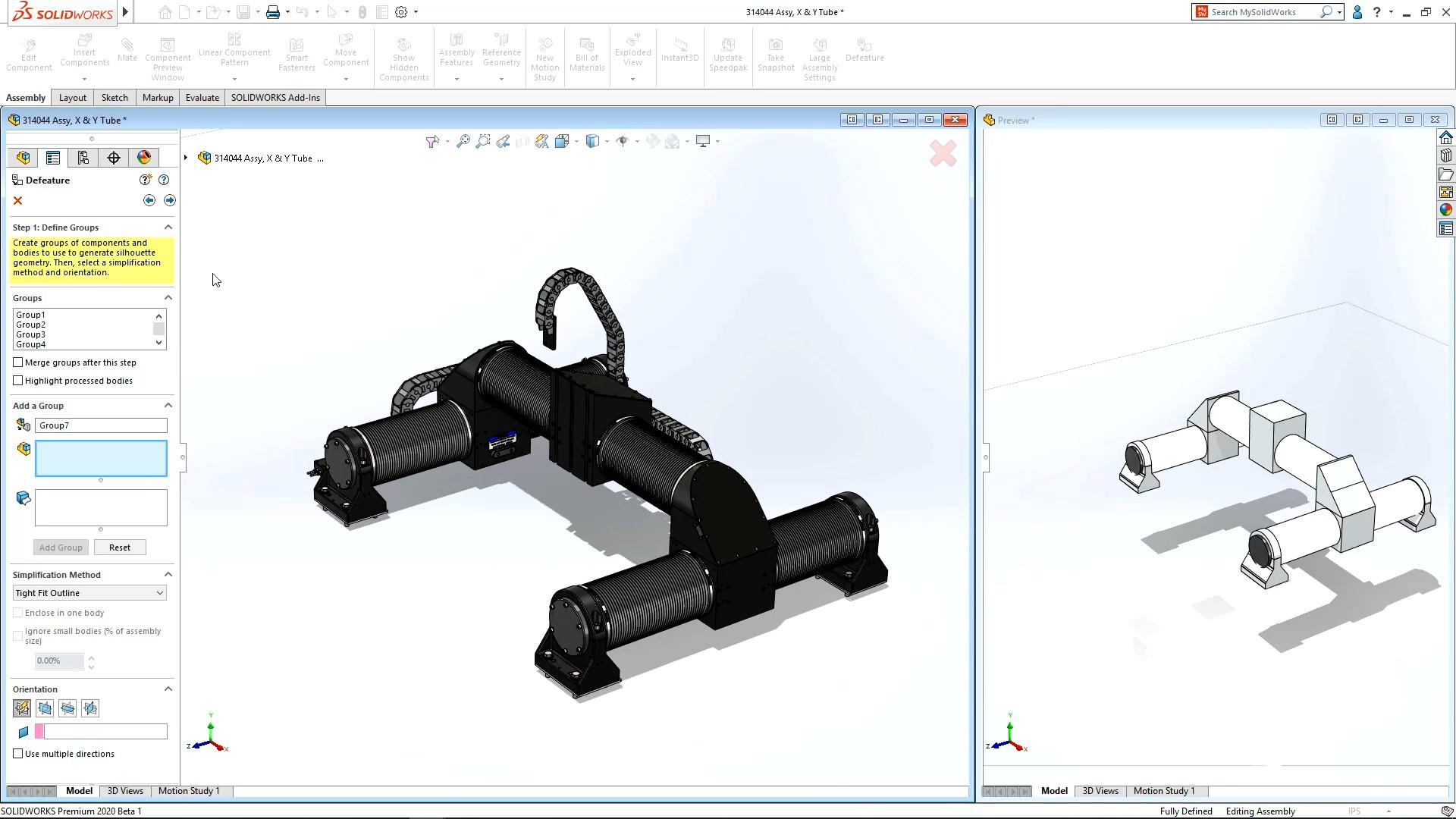 نرم افزار SolidWorks 2020