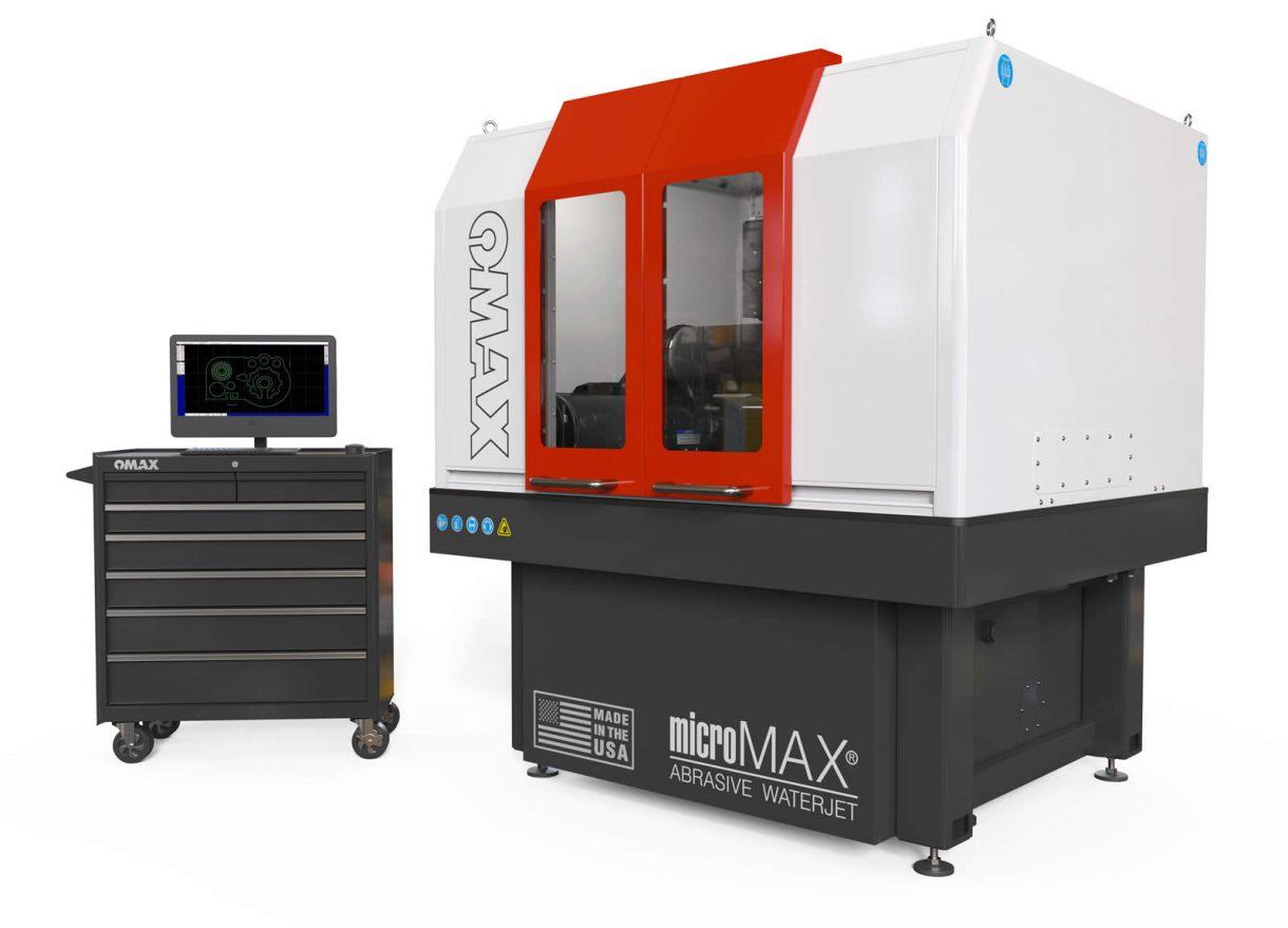 Micromax jetmachining center